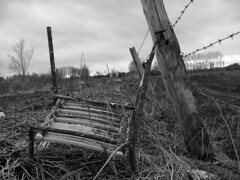 abandon - Photo of Montigny-sur-l'Hallue