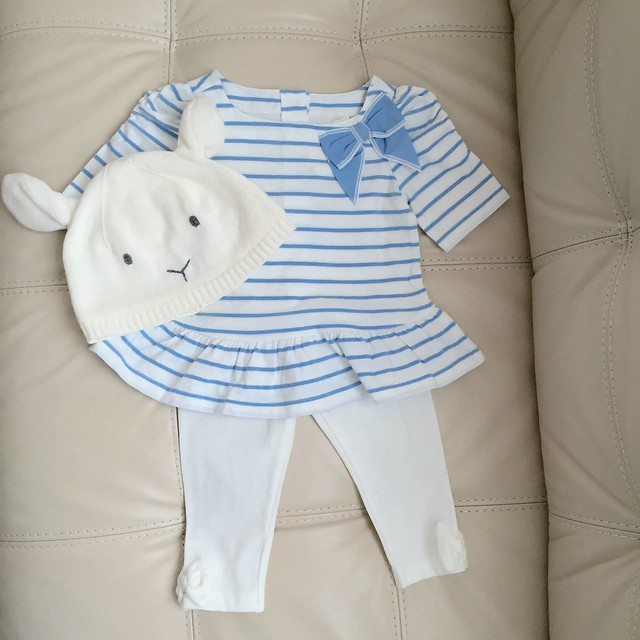Janie and Jack outfit for my niece