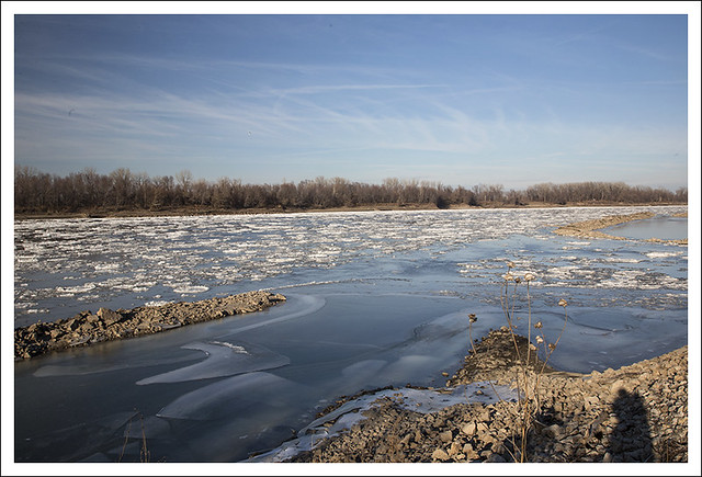 Ice On The Missouri 2015-01-10 2