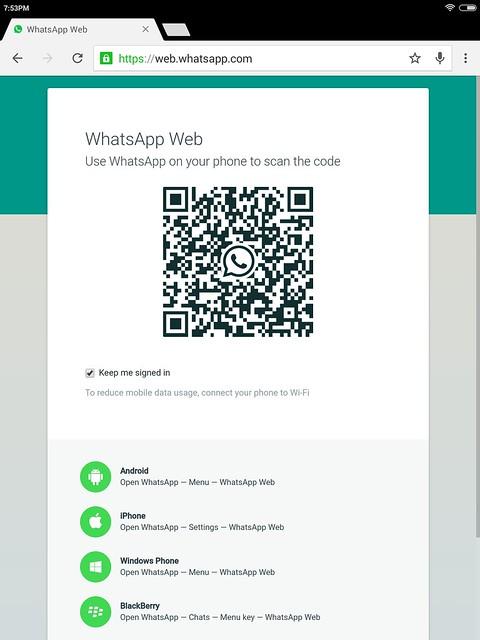 desktop whatsapp software for windows 7