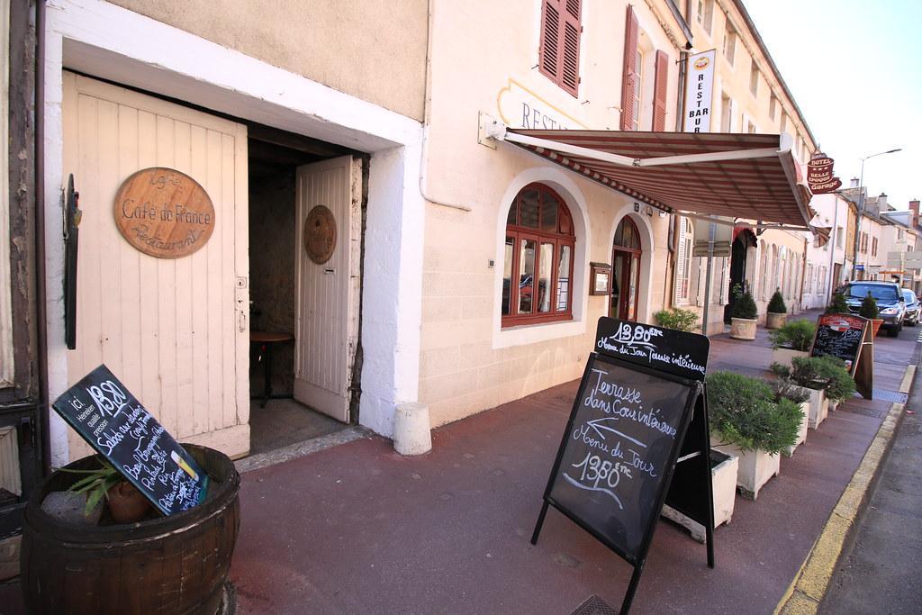 Beaune - Café de France