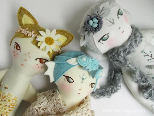 3 lovelies