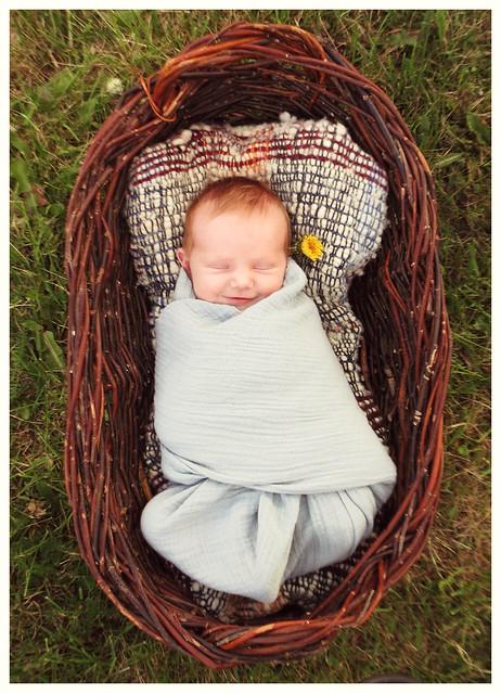 basket baby [selah kiri]