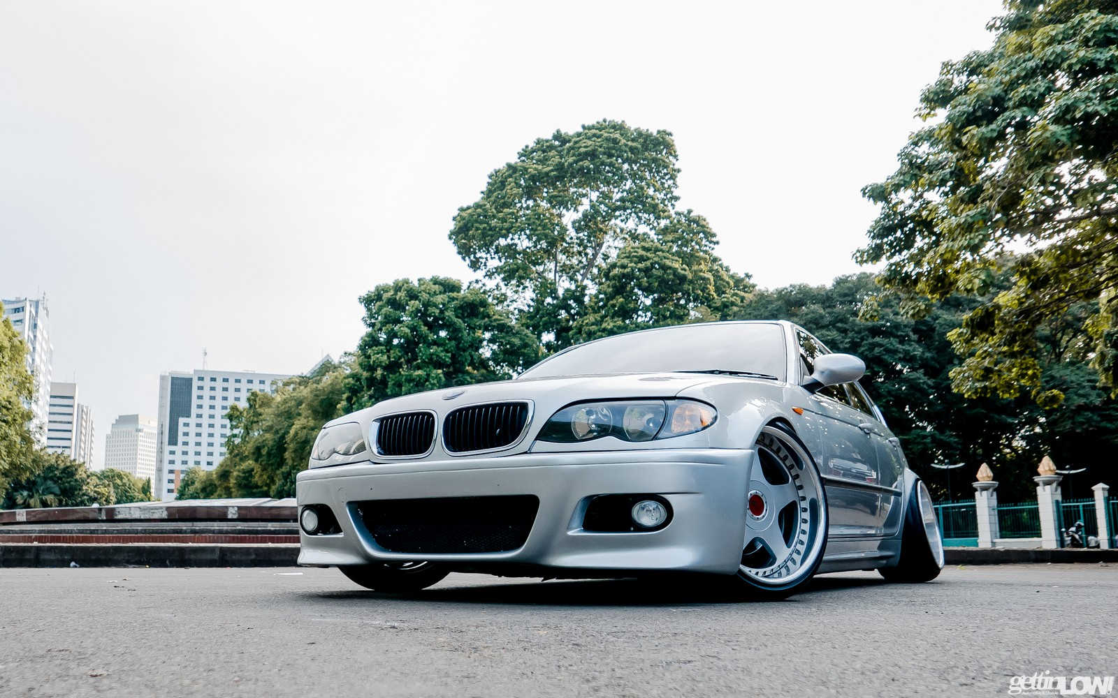 Fadtzikry 2001 BMW E46
