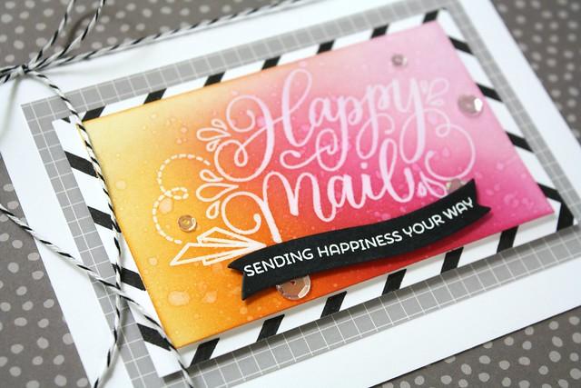 Mama Elephant-Happy Mail