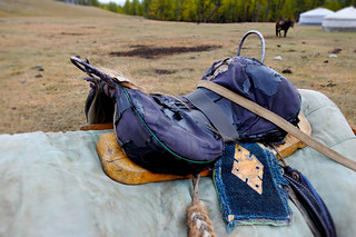 Horse trek in Mongolia IKILOMALLA matkablogi travel blog (8) | by Titta Pousi & Thomas Halloran