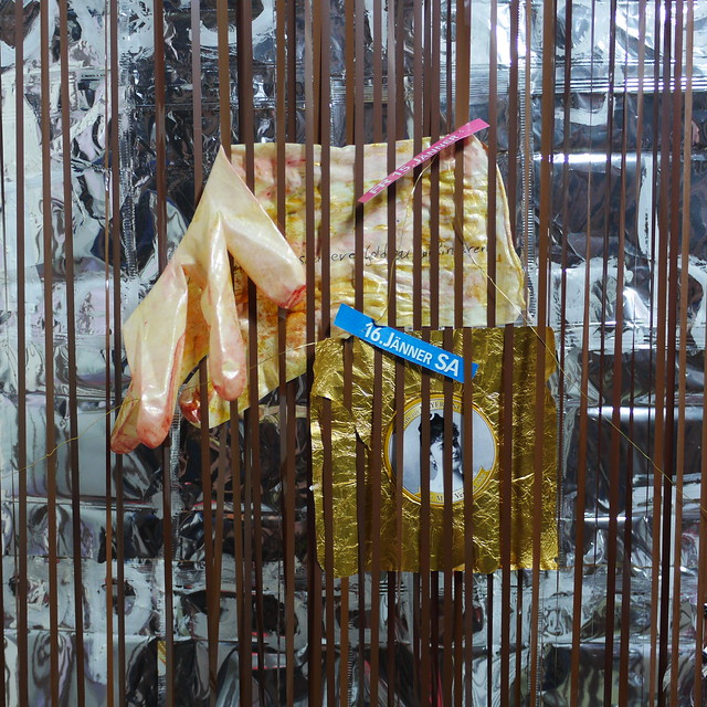 Weaving Diary Tapestry Tagebuch Teppich 16. 1. 2016 Mayerling Stift Heiligenkreuz Friedhof Heiligenkreuz Mary Vetsera Archiv Photo Tagebuch Diary Ausflug Trip unterweg Rundgang
