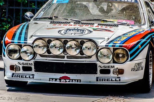 Lancia 037 Martini  frontale