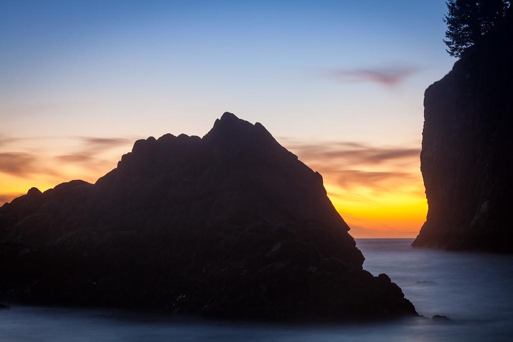 Indian Rock Oregon Tripcarta