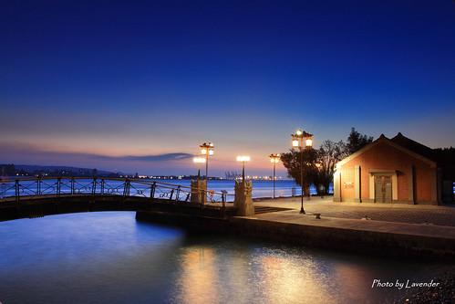 sunset taiwan 夕陽 台灣 淡水 黑卡 色溫 淡水海關碼頭 新北市