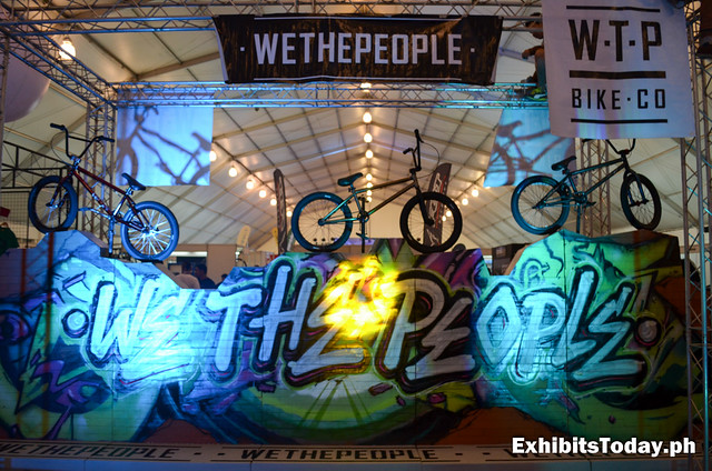 We The People Exhibit Booth