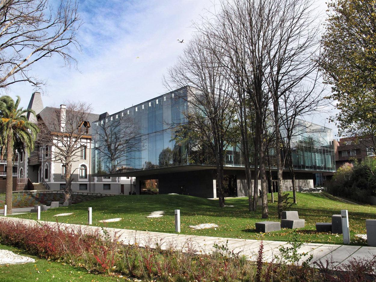 reharq_patrimonio_arquitectura contemporanea_biscaytik_bosque palacio bake eder.