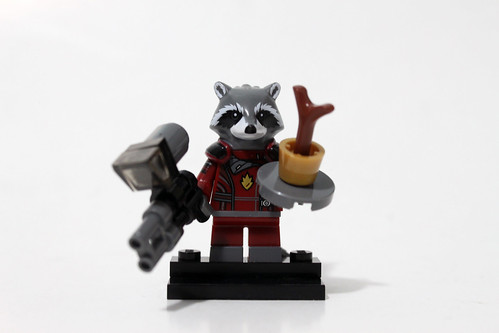 LEGO Marvel Super Heroes Rocket Raccoon Polybag (5002145)
