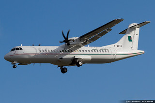 Government of Algeria ATR 72-600 (72-212A) cn 1200 F-WWER // 7T-VPE
