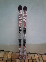 Freestyle lyže Elan Code 170 - titulní fotka