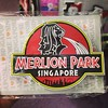 Nice souvenir #singapore #merlion