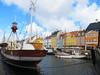 Lighthouse boat, Nyhavn, Copenhagen