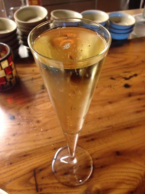 Brut sparkling wine - Tico