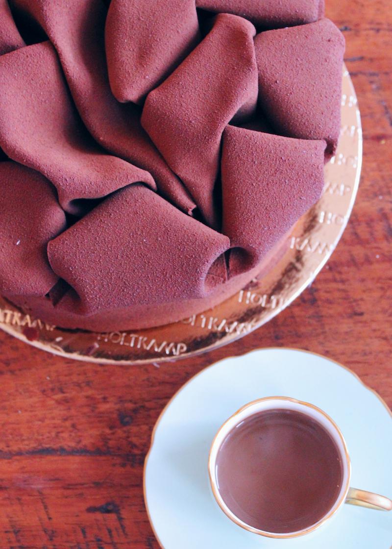 Patisserie Holtkamp Amsterdam chocolate cake