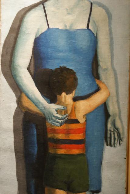 """""""Matka umarla"""" (""""mère morte"""") de Wrobelski"""