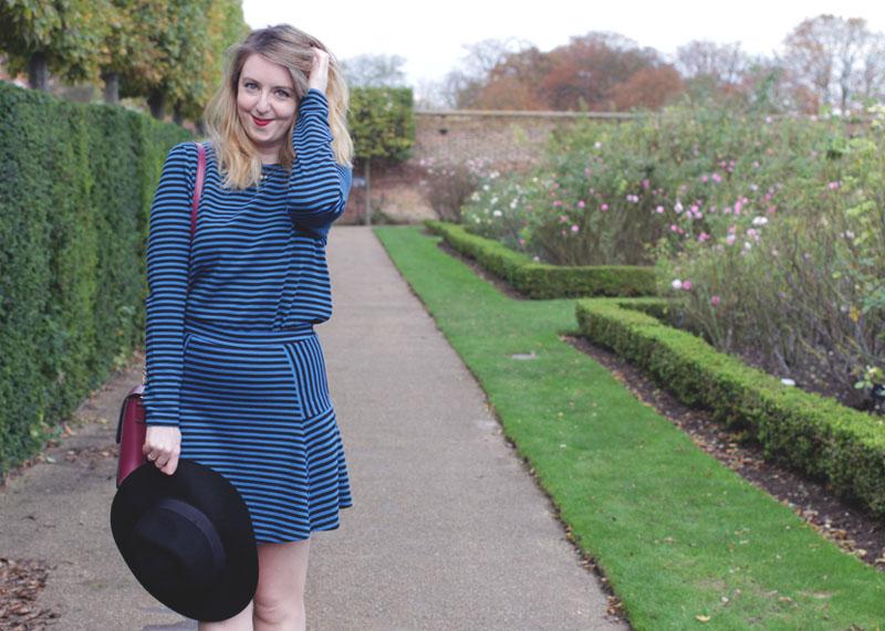 Hampton Court Rose Gardens, Bumpkin Betty