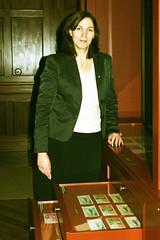 Bank of Estonia Museum manager Siiri Ries