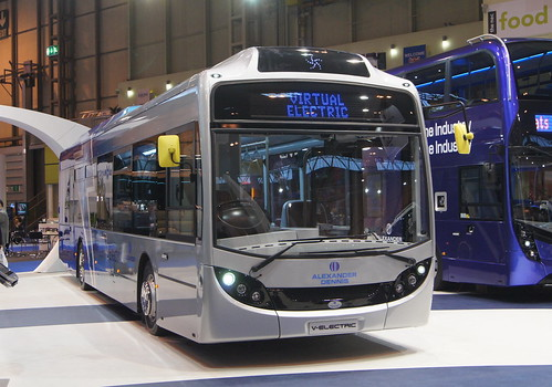 Euro Bus Expo - ADL Enviro350VE