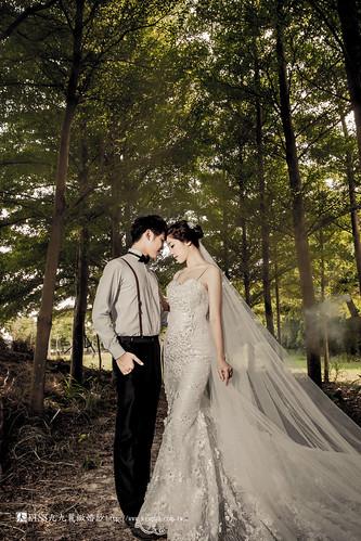 高雄KISS九九麗緻婚紗韓風婚紗攝影分享 (2)