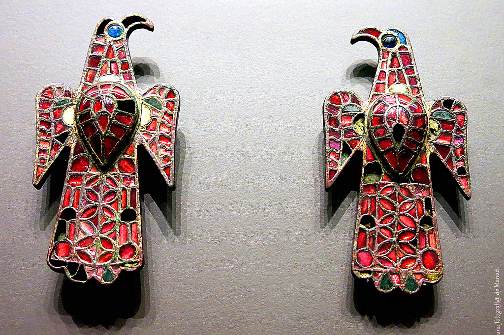 artesanía visigoda
