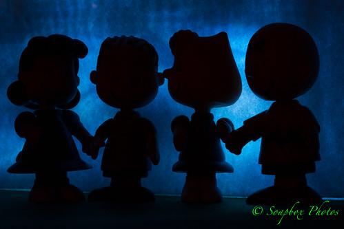 """""""The Peanuts Gang"""""""