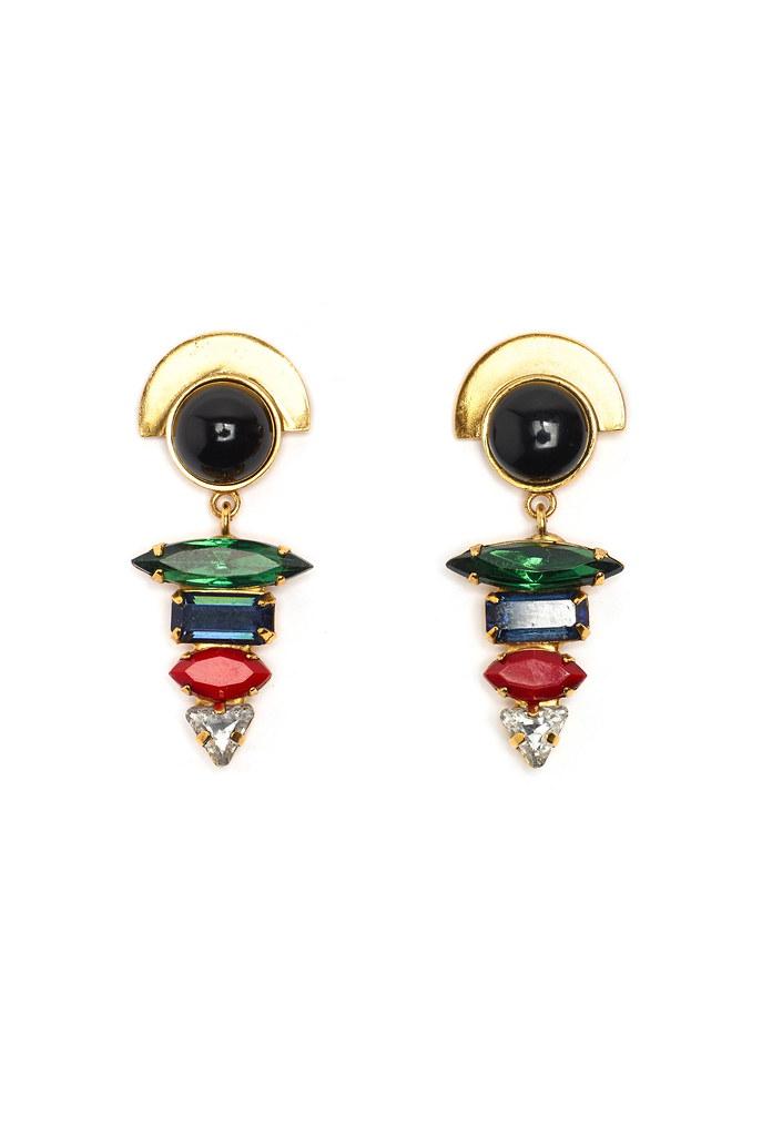 French Beauty Earrings