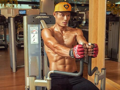 chàng trai vàng Taekwondo3