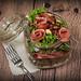 Ensalada de Jamón Serrano Y Frutas por @chenbrimac