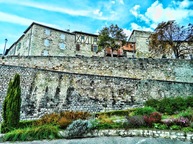 Village of Castelnau Montmiral