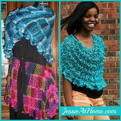Natalie-Net-Shawl-and-Wrap-Crochet-Pattern=by-Jessie-At-Home