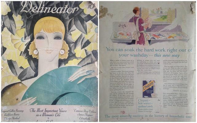 Magazine Monday 1928 Delineator12