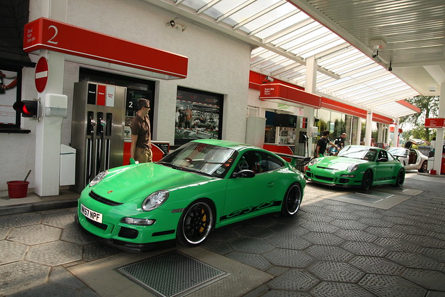 Porsche 997 GT3 RS Mk1 6