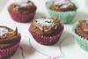 Choc-Coconut Cupcakes