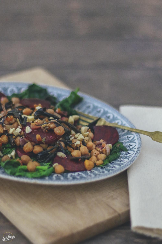 Warm Winter Salad | Insalata Invernale Tiepida | by Lab Noon (1 of 1)