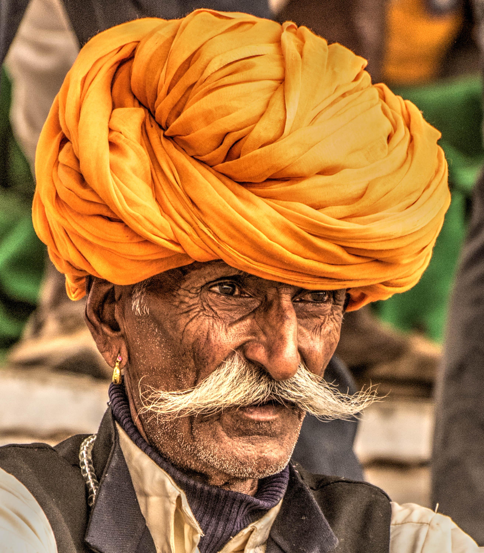 Pushkar man