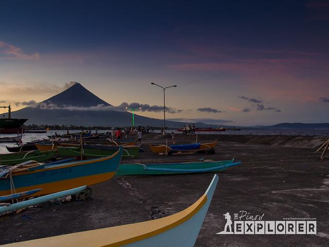 Majestic Mt. Mayon