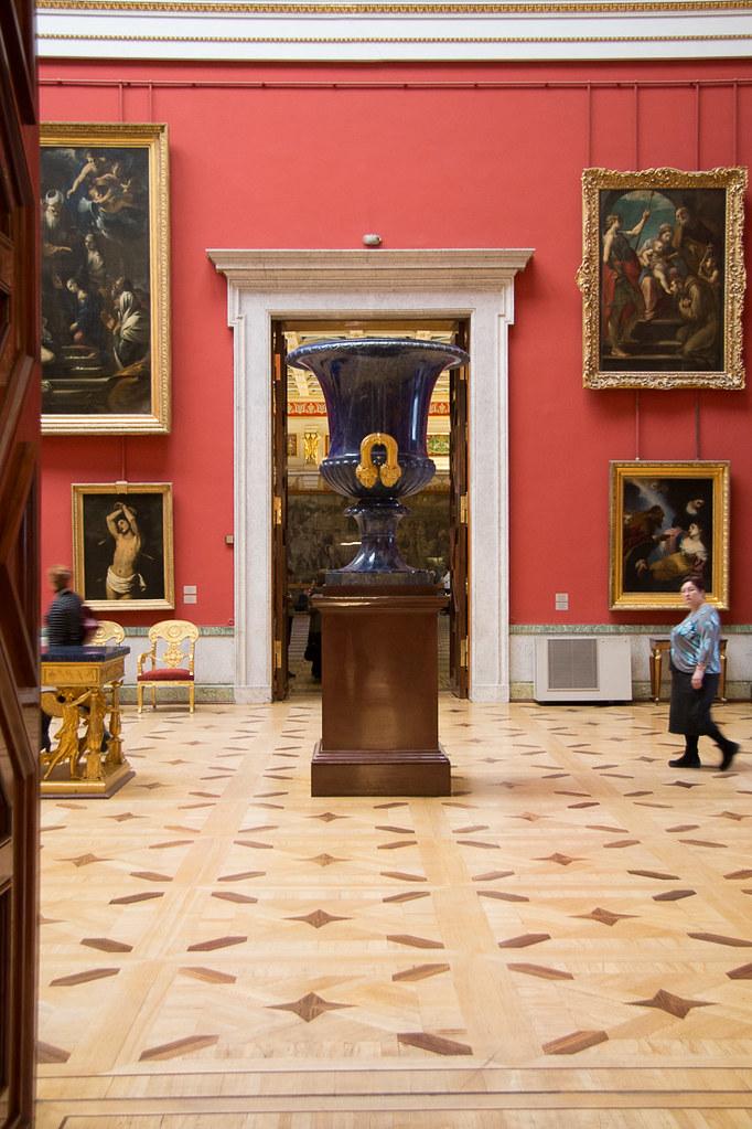 Hermitage Museum Visit