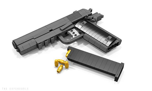 lego nerf gun instructions