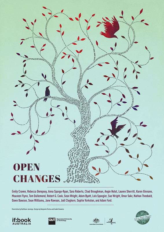 Lost in Track Changes / Open Changes poster