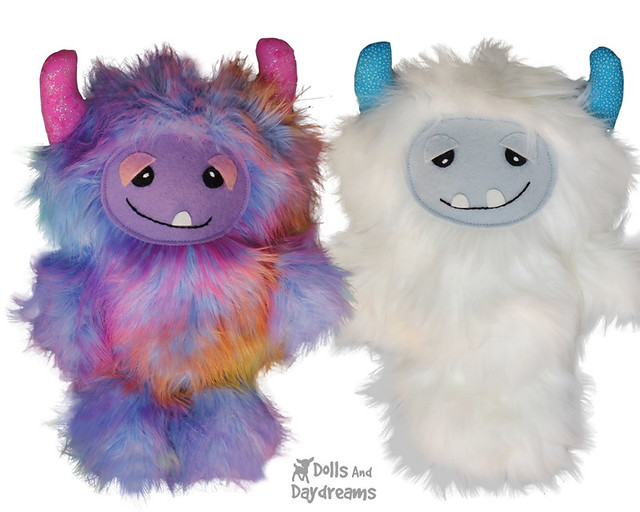 Yeti Sewing Pattern
