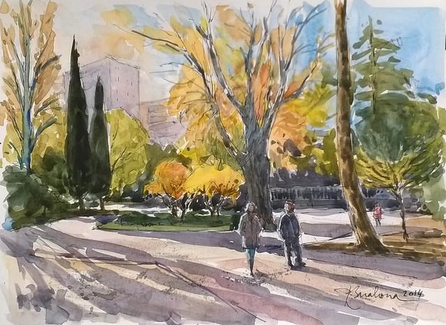 Jardines de Madrid