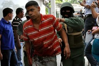 Venezuela Police-Inmates