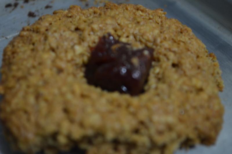 Cookies Integrais com Amêndoas