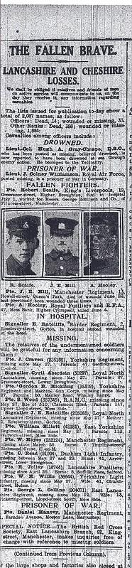 [5] Manchester Evening News - The Fallen Brave
