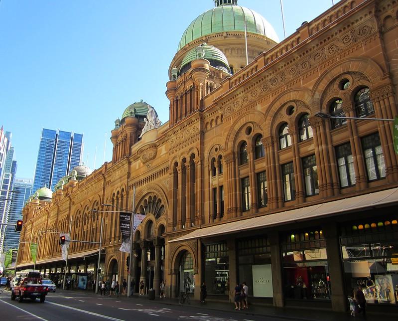 QV building, Sydney